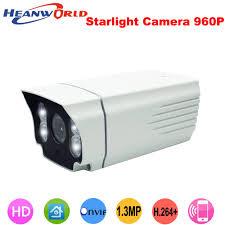 4pcs white light led with 5 35m ir distance metal waterproof 960p hd ip h