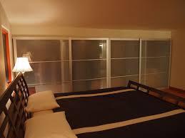 pax closet doors no bottom rail