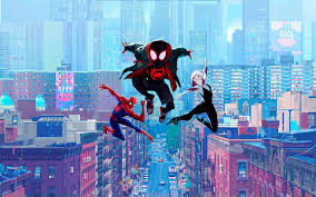 Spider-Verse Wallpaper 4K - KoLPaPer ...