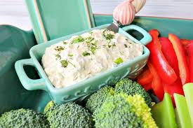 garlic herb homemade boursin cheese spread