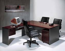 l shaped corner computer desk printer shelves perforated base legs black leather cushion wooden cup boards