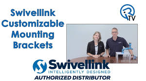 Swivellink Customizable Mounting Brackets