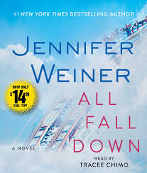 all fall down jennifer weiner tracee chimo  all fall down jennifer weiner tracee chimo 9781442387874 com books