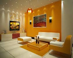 Orange Living Room Set Orange Living Room Design New Interior Design Orange Living