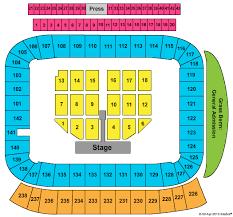 Stubhub Center Seating Capacity Stubhub Center