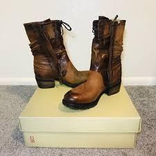 Nwt As98 Chet Leather Ankle Boot Sundance Nwt