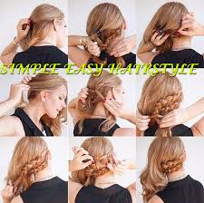 simple easy hairstyle 5
