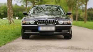BMW Convertible bmw 740il 2000 : 2000 BMW 740iL Start Up, Quick Tour, Rev With Exhaust View - YouTube