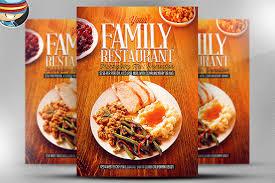 Flyer Design Food 68 Restaurant Flyer Templates Word Pdf Psd Eps Indesign
