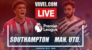 Southampton vs Manchester United: Live ...