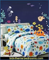 underwater theme bedroom ideas