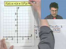 polynomial equations and graphs