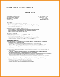 Marine Biologist Resume Sample Fresh 5 Biology Student Resume – Free ...