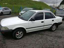 Used Car | Toyota Corolla Costa Rica 1991 | Toyota corolla 91