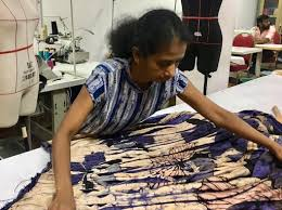 <b>Pattern</b> cuttings for Buddhi Batiks Commonwealth <b>Fashion</b> ...