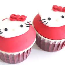Hello Kitty Cupcakes Susucre