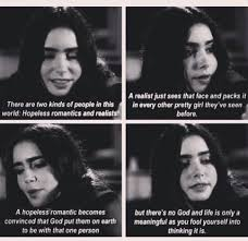 Stuck In Love Quotes Best There's No God And Life Is Only As Meaningful As You Fool Yourself