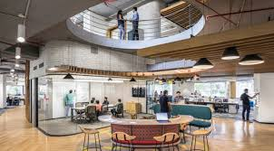 Sathya Design Associates How An Office Space Can Push The Boundaries Of Intelligent