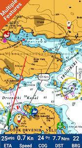 Mediterranean Sea Gps Nautical And Fishing Charts 4 4 2 3