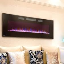 napoleon 50 in electric wall mount fireplace azure hanging stop dimplex ignitexlr 50 linear electric fireplace