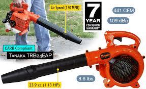 hitachi gas leaf blower. tanaka trb24eap gas leaf blower. identical to hitachi blower