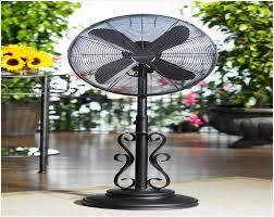 Outdoor patio umbrella fan inviting freestanding outdoor patio