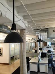 office space lighting. Room Pendant Lighting Fixtures Office And Warehouse Space Design M