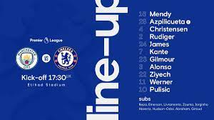 Full squad information for chelsea, including formation summary and lineups from recent games, player profiles and team news. Champions Of Europe On Twitter Team News Is In For Mciche Here S How The Blues Line Up