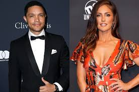 Trevor noah was born on born 20 february 1984 in johannesburg, south africa. Trevor Noah And Minka Kelly Reportedly House Hunting Together Channel