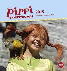 Pippi Langstrumpf Pkk 2019 Von Heye Buch24de