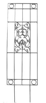 Small Picture Garden Metalwork Long lasting Trellis