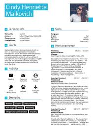 Examples Of Public Relations Resumes Marketing Pr Resume Samples From Real Professionals Who