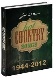 Hot Country Songs 1944 2012 Joel Whitburns Record Research
