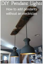 rustic kitchen lighting 7 main. upcycled vintage industrial lighting no electrician needed rustic kitchen 7 main