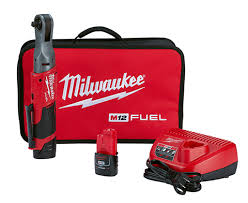 new milwaukee tools. the new m12 fuel™ ¼\u201d, 3/8\u201d, and ½\u201d ratchets are first cordless solutions that offer power size needed to replace pneumatic ratchets. milwaukee tools s