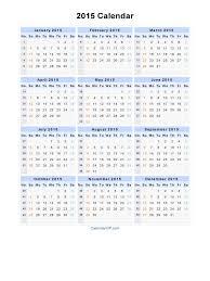 Calendar Blank 2015 2015 Calendars 2015 Calendar Blank Printable Calendar