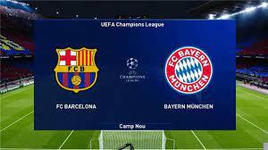 بث مباشر برشلونه والبايرن يلا شوت || كورة اون لاين مشاهدة مباراة برشلونة و  بايرن ميونخ بث مباشر اليوم 14-9-2021