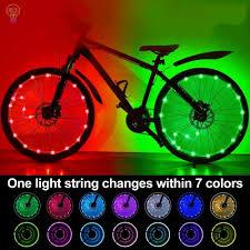 Bike Tire Lights Hot Item Waterproof Leds Bike Wheel Lights
