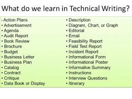 Why Do We Need To Study Technical Writing