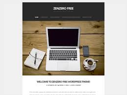Zenzero Design Zenzero Wordpress Theme Wordpress Org