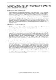 research policy paper heading
