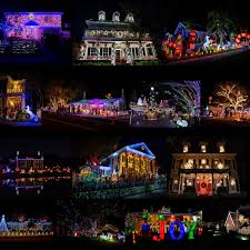 Lighting Up My Lalala Twinkly Awards The Very Best Holiday Lights Displays In