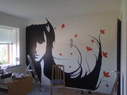 Easy Wall Mural Ideas | Simple Wall Murals Art 500x375 Simple Wall Murals  Design Inspiration