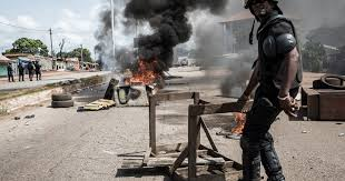 Amnesty International accuses Guinea of post-election crackdown ...