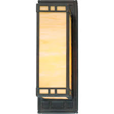 for the progress lighting weathered bronze arts crafts single light energy efficient ada bathroom sconce with electronic ballast and light honey art