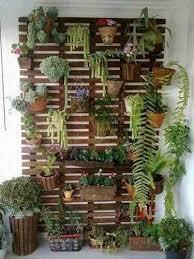 Vertical Garden Design Ideas Classy Jartineira Feita De Pallets De Madeira Pintada De Vernis R 4848