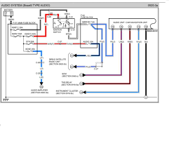 audio system wiring diagram with main fuse block and car navigation Car Stereo Speaker Wiring at Car Stereo System Wiring Schematic