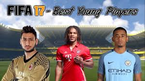 THE BEST YOUNG PLAYERS IN FIFA 17