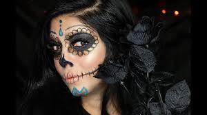 dia de los muertos day of the dead makeup tutorial ca lottery
