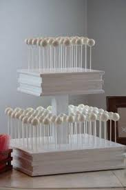 Cake Pop Stand Ideas on Pinterest